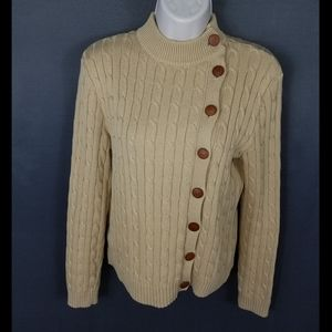 Lauren Ralph Lauren Petites Small Sweater